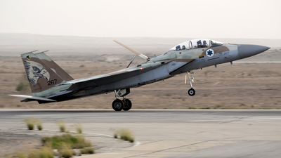 267 - McDonnell Douglas F-15I Ra'am - Israel - Air Force