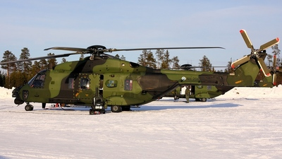 NH-206 - NH Industries NH-90TTH - Finland - Army