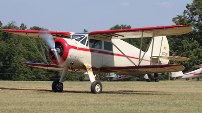 NC16598 - Waco YKS-6 - Private