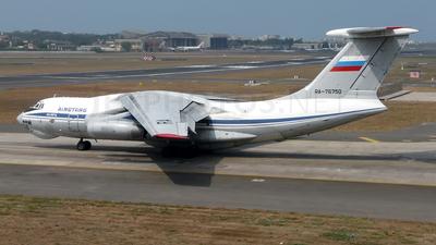 RA-76750 - Ilyushin IL-76TD - Airstars