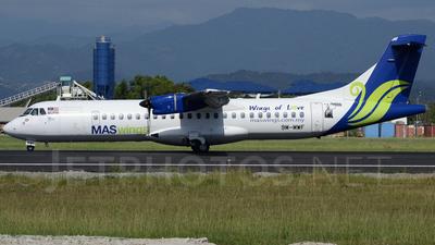 9M-MWF - ATR 72-212A(500) - MASWings