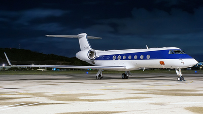 CS-DKC - Gulfstream G550 - NetJets Europe