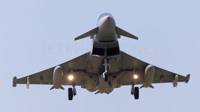 30-14 - Eurofighter Typhoon EF2000 - Germany - Air Force