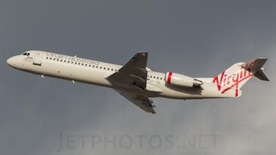 VH-FSQ - Fokker 100 - Virgin Australia Regional Airlines