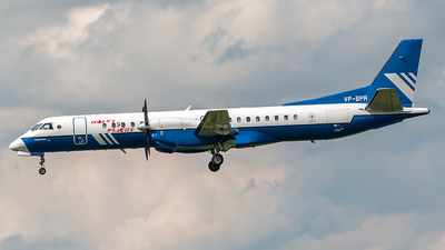 VP-BPR - Saab 2000 - Polet Flight
