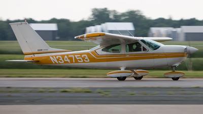A picture of N34753 - Cessna 177B Cardinal - [17701979] - © Jeremy D. Dando