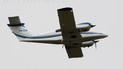 VH-ZUA - Beechcraft 76 Duchess - Air Gold Coast