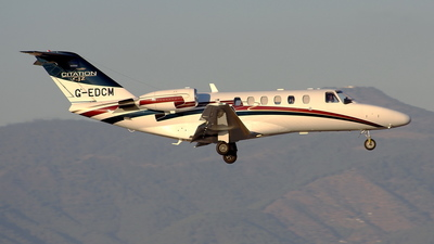 G-EDCM - Cessna 525A CitationJet 2 - Air Charter Scotland
