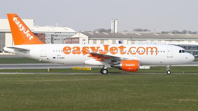 A picture of DAUBV - Airbus A320 - Airbus - © Dennis Schramm