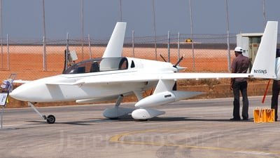 N15NS - Rutan LongEZ - National Aerospace Laboratory (NAL)