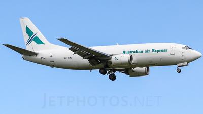 VH-XMO - Boeing 737-376(SF) - Australian air Express (Express Freighters Australia)