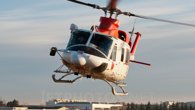 I-SPOT - Agusta-Bell AB-412HP - Air Green