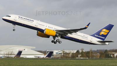 TF-FIY - Boeing 757-256 - Icelandair