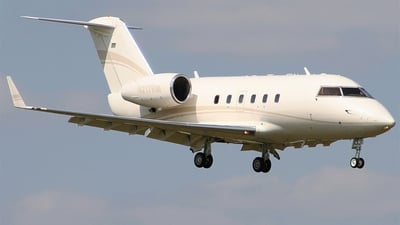 N217RM - Canadair CL-600-1A11 Challenger 600 - Private