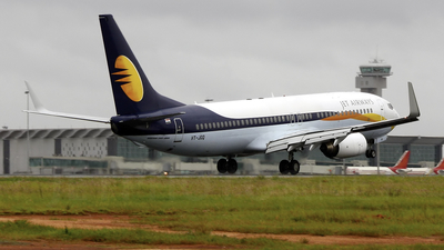 VT-JGQ - Boeing 737-85R - Jet Airways
