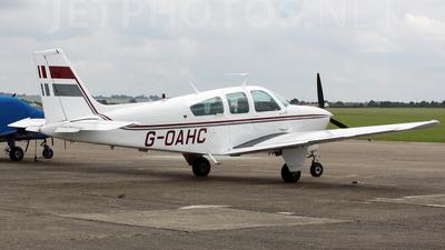 A picture of GOAHC - Beech F33C Bonanza - [CJ133] - © Sam Randles