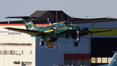 C-GGAO - Beechcraft 200 Super King Air - Provincial Airlines