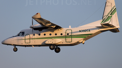 A picture of N392CA - CASA C212300 Aviocar - [398] - © Filippo Grassi