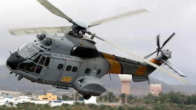 HD.21-7 - Aérospatiale AS 332B Super Puma - Spain - Air Force
