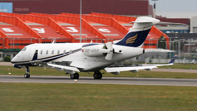OE-HRR - Bombardier BD-100-1A10 Challenger 300 - Tupack Verpackungen
