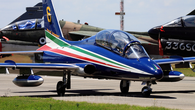 MM54518 - Aermacchi MB-339A - Italy - Air Force