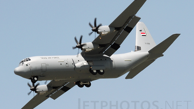 YI-308 - Lockheed Martin C-130J-30 Hercules - Iraq - Air Force