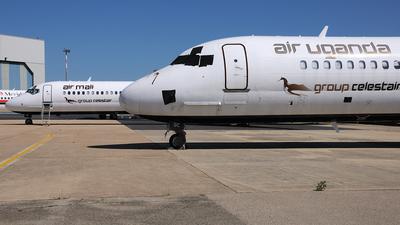 5X-UGC - McDonnell Douglas MD-87 - Air Uganda