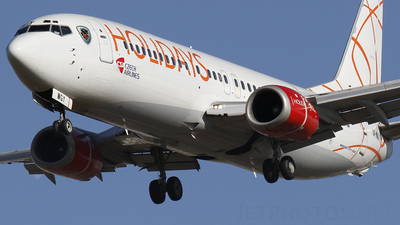 OK-WGY - Boeing 737-436 - Holidays Czech Airlines