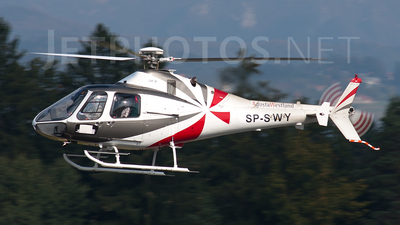 SP-SWY - PZL-Swidnik SW-4 - Private