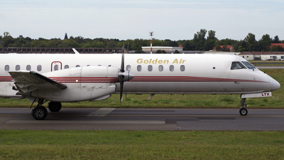 SE-LTX - Saab 2000 - Golden Air