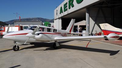 I-LUEL - Piper PA-30-160 Turbo Twin Comanche C - Private