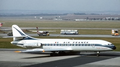 F-BJTP - Sud Aviation SE 210 Caravelle III - Air France