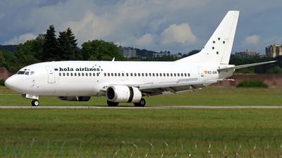 EC-IOR - Boeing 737-382 - Hola Airlines