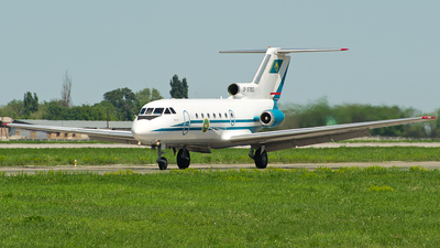 UP-87850 - Yakovlev Yak-40 - Kazakhstan - Air Force