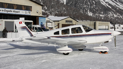 A picture of HBPFZ - Piper PA28236 - [288111033] - © Marco Wolf