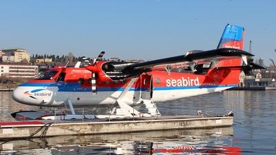 TC-SBO - De Havilland Canada DHC-6-300 Twin Otter - Seabird Airlines