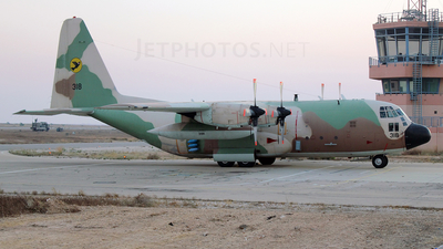 318 - Lockheed C-130E Karnaf - Israel - Air Force