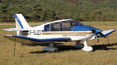 F-GJZI - Robin DR400/140B Major - Aero Club - Beaujolais