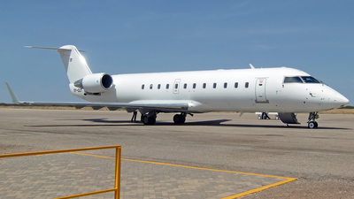 5Y-CCT - Bombardier CRJ-200ER - East African Safari Air Express