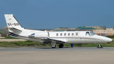 5Y-SIR - Cessna 550B Citation Bravo - Private