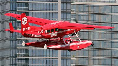 N822BB - Cessna 208 Caravan - Shelter Air