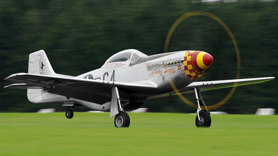 F-AZSB - North American P-51D Mustang - Private