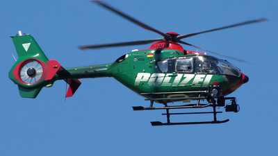 D-HMVA - Eurocopter EC 135 - Germany - Police
