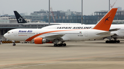 YA-KAM - Boeing 767-222 - Kam Air
