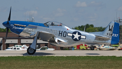 NL2151D - North American P-51D Mustang - Private