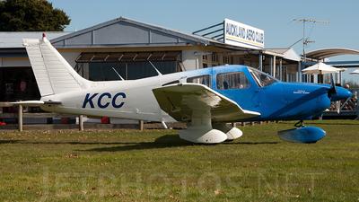 A picture of ZKKCC - Piper PA28181 Archer - [287990423] - © Colin Hunter