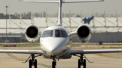A picture of N346CM - Learjet 75 - [45471] - © Timothy LaBranche