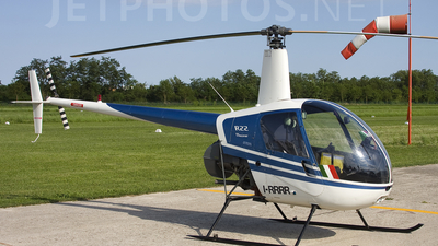 I-RRRR - Robinson R22 Mariner II - Private