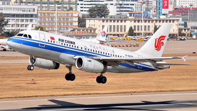 B-6236 - Airbus A319-131 - Air China