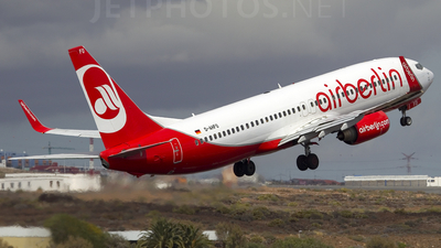 D-AHFO - Boeing 737-8K5 - Air Berlin